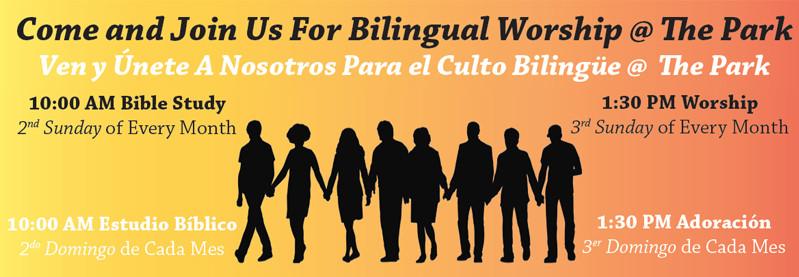 Bilingual Service Slider