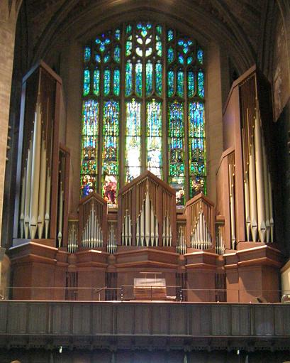 jarman-memorial-organ