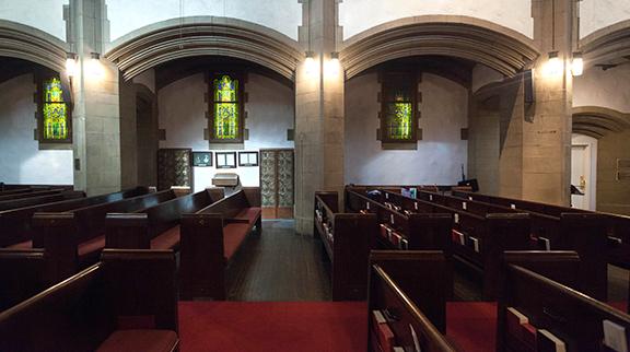 Park Avenue Christian Church 201